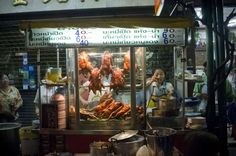 The 8 must-try dishes in Bangkok Thailand