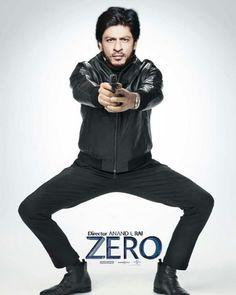 Srk zero . My love
