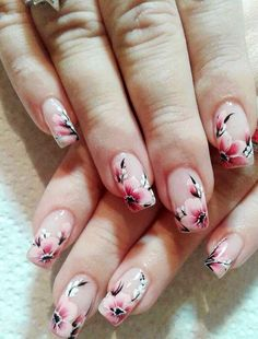 Nails Pretty In Pink