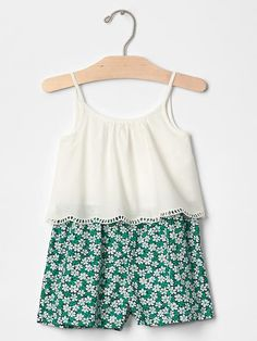 Discover the cutest toddler girl clothes at Gap. Choose from a stylish variety of little girl clothes for every season. Trendy Toddler Girl Clothes, Baby Kids Clothes, Toddler Girl Outfits, Toddler Dress, Baby Dress, Clothes For Women, Little Girl Fashion, Kids Fashion, Pretty Outfits