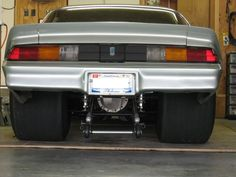 """I still love Pro Street Cars. there's just somthing bad ass about having of tire tucked under each side of your """"street car"""" Sexy Cars, Hot Cars, Classic Hot Rod, Classic Cars, Estilo Chola, Chevy Muscle Cars, Hot Rides, Drag Cars, American Muscle Cars"""