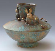 pottery-2  Margaret Wozniak