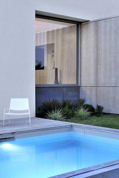 Fenetre Bandeau Maison Contemporaine Home Maison Et Decoration