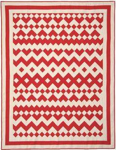 """Swiss Miss"" pattern by Sandy Klop at American Jane"