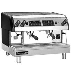 Cecilware ESP2-220V Venezia II Two Group Espresso Machine 240V $3500