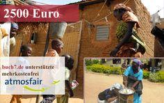 2.500 Euro gehen an atmosfair