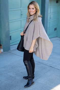 Fall Cashmere look