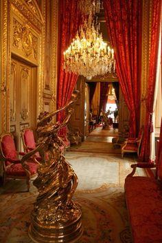 Louvre, Napoleon's Apartment