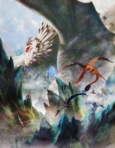 Dregens by kowan tags : animation dragons fanart art httyd dreamworks how to train your dragon toothless Httyd Dragons, Dreamworks Dragons, Disney And Dreamworks, Httyd 2, Dragon Rider, Dragon 2, Animation, Toothless, How To Train Your Dragon