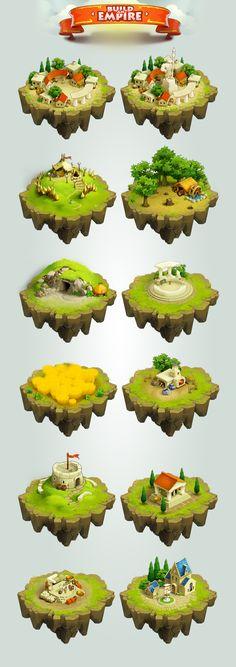 Build an Empire on Behance