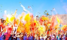 The Color Run Columbus Entry for One, Two, or Four in Downtown Columbus on July 18 (Up to 20% Off)