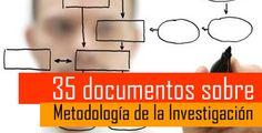 35 documentos de epistemología,                                   filosofía y Metodología de la                                   Investigación