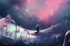 Френският артист Кирил Роландо (Ciryl Rolando), по-известен с артистичния псевдоним Aquasixio, определено е един от най-добрите световни майстори в дигиталната (цифрова) живопис. Балансирайки между фантазиите и сюрреализма, Кирил Роландо създава приказни светове, вдъхновени от творчеството на големите илюстратори Тим Бъртън (Tim Burton) и Хаяо Миядзаки (Hayao Miyazaki).