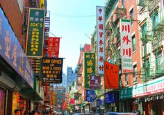 China Town, NYC I'm ready to go back for some more shopping