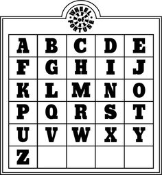 Wheel of fortune game board template