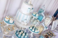 Little Big Company   The Blog: A Combined Christening and 1st Birthday by 3s A Party Candy Buffet and Party Supplies