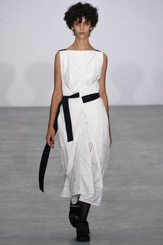 Eudon Choi Spring 2017 Ready-to-Wear Fashion Show