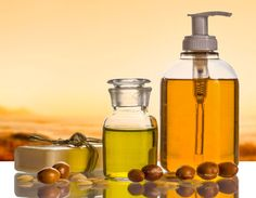 Duschgel Rezept für Arganöl Duschgel mit nur 3 Zutaten - Es reduziert Juckreiz und Trockenheit, wirkt entspannend, entzündungshemmend und regenerierend. www.ihr-wellness-magazin.de