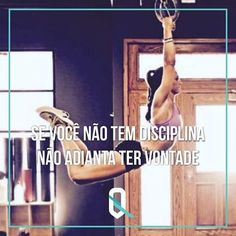 Disciplina  #crossfit #crossfitlifestyle #frasescrossfit
