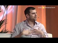 Professor Niklas Myhr participated in this Q and A with Gary Vaynerchuk - Nordic eCommerce Summit 2012