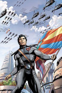 Kal-El (New Earth)/Gallery - DC Database - Wikia