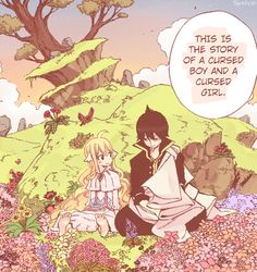 Zervis || Mavis Vermillion x Zeref Dragneel || Fairy Tail