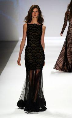 Tadashi Shoji S/S 2014 New York Fashion Week