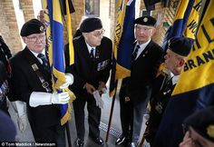 Over 500 people from across the UK turned up at Bramcote Crematorium this afternoon to rem...