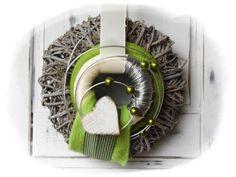 Türkranz von Floras creative Art auf DaWanda.com