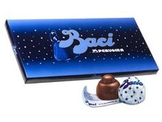 my fav!!!  Perugina Baci Box