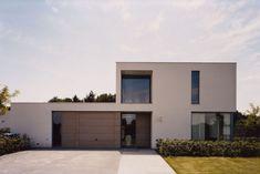 Nieuwbouw villa van Groeninge te Tilburg Charcoal   Projecten