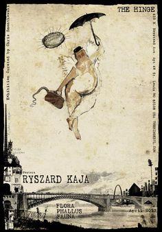 Ryszard Kaja, the hinge FLORA PHALLUS FAUNA