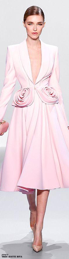 Direkt vom Laufsteg! Rosa (Farbpassnummer 14) Kerstin Tomancok Farb-, Typ-, Stil & Imageberatung