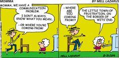 Momma Cartoon for Aug/31/2014