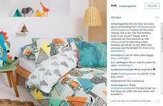 Minty Magazine Instagram – June 21, 2015 Kids Bedding Set Giveaway SEE ATTACHED https://instagram.com/p/4LFOJVkzF-/