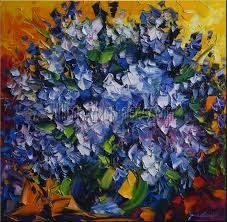 Image result for palette knife paintings