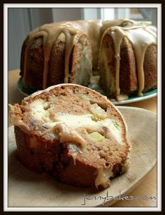 Apple Cream Cheese Bundt Cake - Recipes, Dinner Ideas, Healthy Recipes & Food Guide