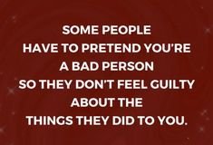 Fake People, Bad Person, Feelings, Phony People
