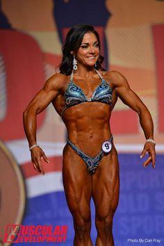 Fiona Harris - Arnold Classic 2015