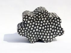 CAMILLE CAMPIGNION, CUMULUS: ceramic cloud-shaped box.