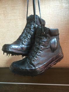 ffc3b2792f16ef Carol Christian Poell Carol Christian Poell Sneaker Sz 7 Size 9.5  1890…  Dystopian Fashion