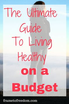 This post about healthy living makes total sense. I like the meal planning ideas! They will definitely save money on food!