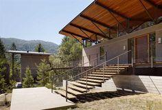 Mountainside Retreat in Sonoma Valley - Custom Homes, Green Design, Outdoor Rooms - Custom Home Magazine