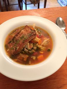 Caribbean Stew with Cilantro Baked Tofu http://the-tasty-truth.com/2015/08/25/caribbean-stew-and-a-thought-or-two/