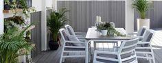 Fauteuil design pour terrasse de bar - Sledge