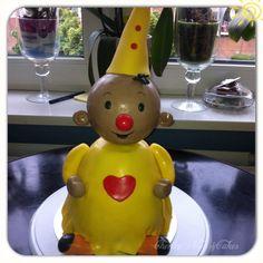 Bumba 3D cake, for my neighbours' grandchild.