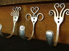 Fork Hangers...creative usefulcute