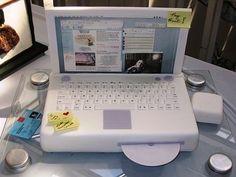 Computer cake...too cool!