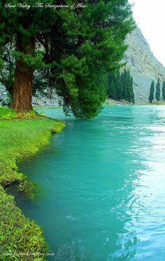 Mahudand Lake Swat Pakistan