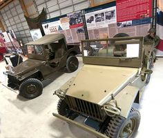 The First Jeeps, Bantam BRC 40s